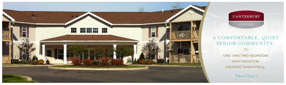 A comfortable quiet senior community located in North Tonawanda, NY